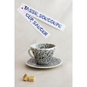 « TASSE & SOUCOUPE L'ENFER »