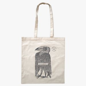 « BIRD TOTE BAG »