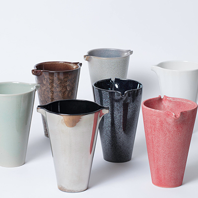 VASES STONE COLLECTION 2018
